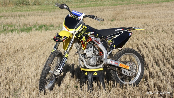 Suzuki Rmz 250 rockstar